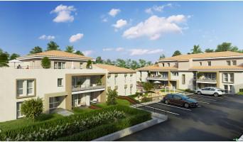 La Garde programme immobilier neuve « Les Cigales »