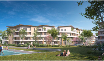 Bassens programme immobilier neuve « Golden Park »