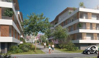 Bassens programme immobilier neuve « Golden Park »  (2)