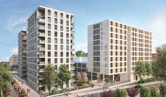 Toulouse programme immobilier rénové « Les Arènes » en loi pinel