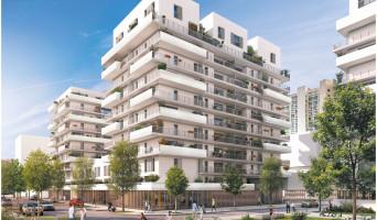 Toulouse programme immobilier neuve « Les Arènes » en Loi Pinel  (2)