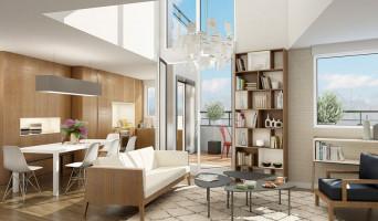 Toulouse programme immobilier neuve « Les Arènes » en Loi Pinel  (3)