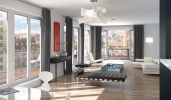 Toulouse programme immobilier neuve « Les Arènes » en Loi Pinel  (4)