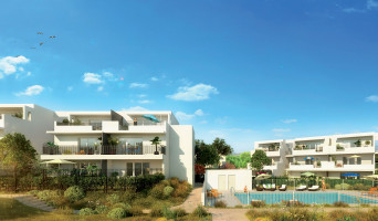 Perpignan programme immobilier neuve « Domaine Mas Rous - Le Carignan »