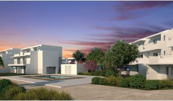 Perpignan programme immobilier neuve « Domaine Mas Rous - Le Carignan »  (2)
