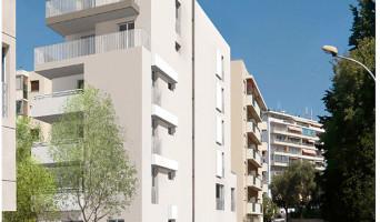 Antibes programme immobilier rénové « Villa Helena » en loi pinel