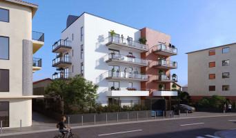 Nice programme immobilier neuve « Océanice »