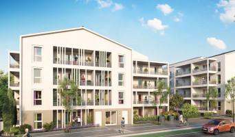 Roquevaire programme immobilier neuve « Côté Collines »