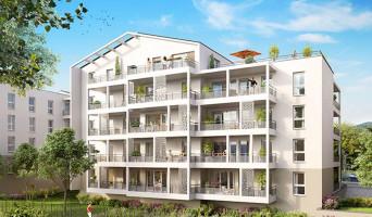 Roquevaire programme immobilier neuve « Côté Collines »  (2)