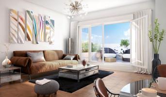 Roquevaire programme immobilier neuve « Côté Collines »  (3)