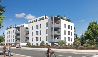 Lyon programme immobilier neuve « 5'Osmose »