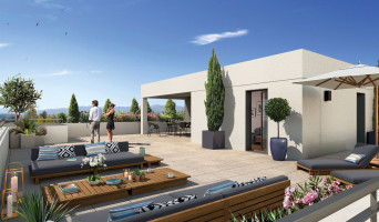 Lyon programme immobilier neuve « 5'Osmose »  (2)