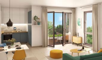 Lyon programme immobilier neuve « 5'Osmose »  (3)