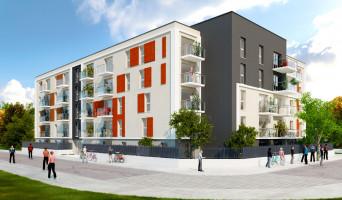 Lucé programme immobilier rénové « Villa Camélia » en loi pinel