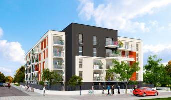 Lucé programme immobilier neuve « Villa Camélia » en Loi Pinel  (2)