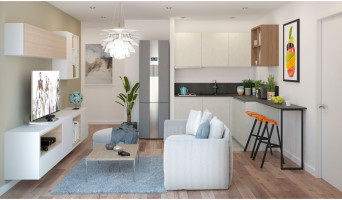Lucé programme immobilier neuve « Villa Camélia » en Loi Pinel  (3)