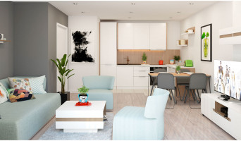 Lucé programme immobilier neuve « Villa Camélia » en Loi Pinel  (4)