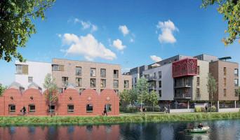 Amiens programme immobilier neuve « Carré Verdun »