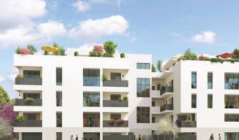 Lyon programme immobilier neuve « Esprit Croix-Rousse »
