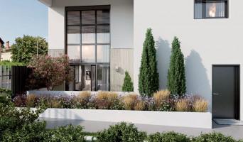 Lyon programme immobilier neuve « Esprit Croix-Rousse »  (2)