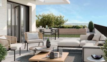 Lyon programme immobilier neuve « Esprit Croix-Rousse »  (3)