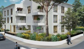 Pessac programme immobilier neuve « Villa Serena »