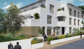 Pessac programme immobilier neuve « Villa Serena »  (2)