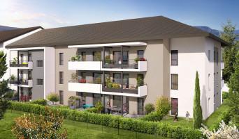 Scionzier programme immobilier neuve « L'Eternelle »