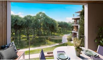 Tournefeuille programme immobilier neuve « La Chêneraie de Lardenne »  (2)