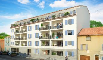 La Crau programme immobilier neuve « Les Balcons du Béal »