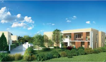 Puget-sur-Argens programme immobilier neuve « Les Jardins du Rocher »