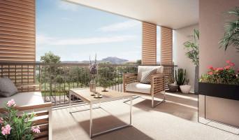 Puget-sur-Argens programme immobilier neuve « Les Jardins du Rocher »  (3)