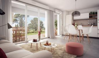 Puget-sur-Argens programme immobilier neuve « Les Jardins du Rocher »  (4)