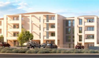 Le Castellet programme immobilier neuf « Terra Uva » en Nue Propriété