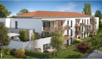 Saint-Orens-de-Gameville programme immobilier neuve « Calzéa »  (2)
