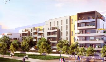 Reims programme immobilier neuve « La Corderie »