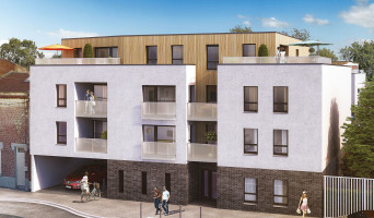 Loos programme immobilier neuve « Moove »