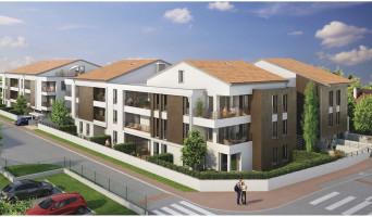 Toulouse programme immobilier neuve « Lautrec »