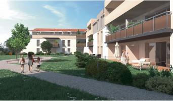 Castelginest programme immobilier neuve « New Castel » en Loi Pinel  (2)