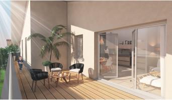 Castelginest programme immobilier neuve « New Castel » en Loi Pinel  (3)