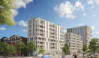 Bordeaux programme immobilier rénové « Innlove » en loi pinel