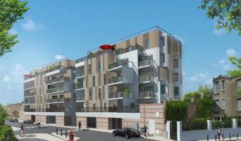 Le Havre programme immobilier neuve « Aquarelle »