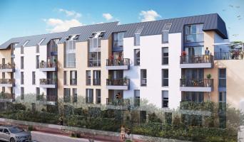 Livry-Gargan programme immobilier neuve « Villa Quesnay »