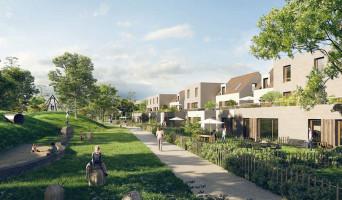 Mundolsheim programme immobilier neuve « Le Flore »