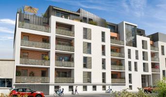 Tours programme immobilier neuve « La Fabbrik »