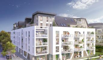 Saint-Malo programme immobilier neuve « Intemporel »