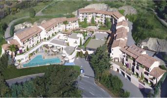 La Croix-Valmer programme immobilier neuve « Grand Cap »