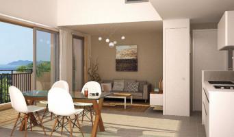 La Croix-Valmer programme immobilier neuve « Grand Cap »  (3)