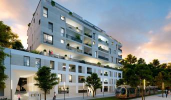 Montpellier programme immobilier neuve « Carré Vendôme »