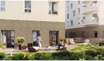 Bagnolet programme immobilier neuve « Triptik »